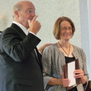 Dobler Receives Faculty Service Award