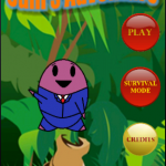 Sam's Adventure - Menu Screen